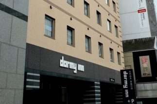 「ドミニスタ」と呼ばれる愛好家もいるビジネスホテルチェーン「ドーミーイン」