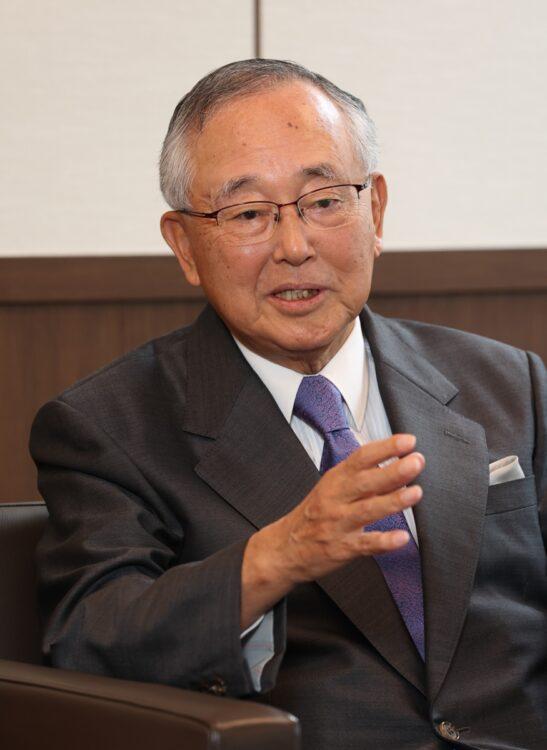 小泉政権では総合規制改革会議の議長も務めた宮内義彦氏