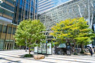 この写真はどちらの「東京ミッドタウン」でしょうか?(答えは本文中に)