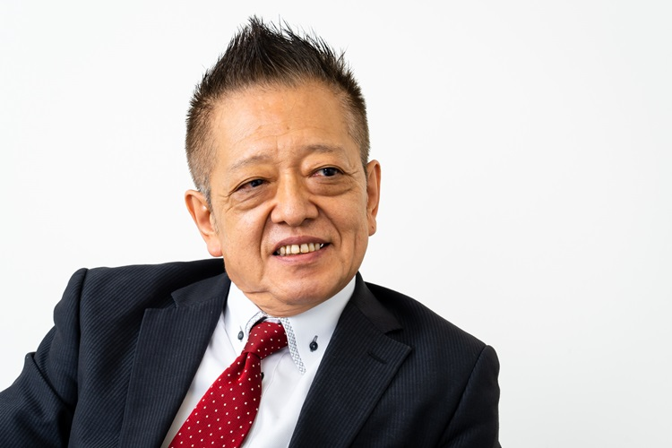 株式会社アイ・パートナーズフィナンシャル 代表取締役 田中 譲治氏