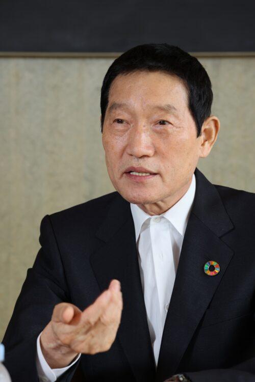 リーブ21創業者・岡村勝正社長が語る注力するビジネス分野とは?