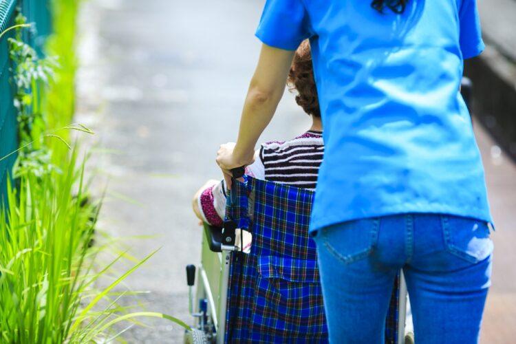 特養入居者の補足給付が打ち切られる可能性も(イメージ)