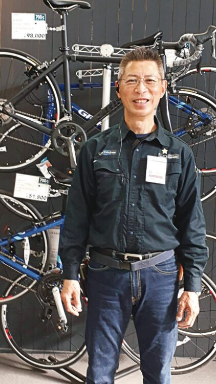 オールスター競輪の特別競輪、日本選手権競輪で決勝に進出したこともある新谷隆弘さん