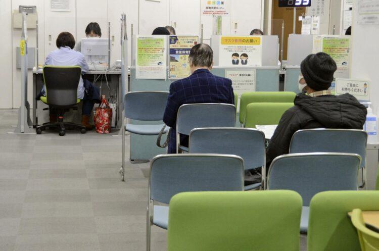 失業給付の「コロナ特例」をどう活用するか(イメージ。写真/共同通信社)