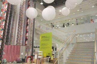 都心型IKEAの魅力とは?(原宿店。時事通信フォト)
