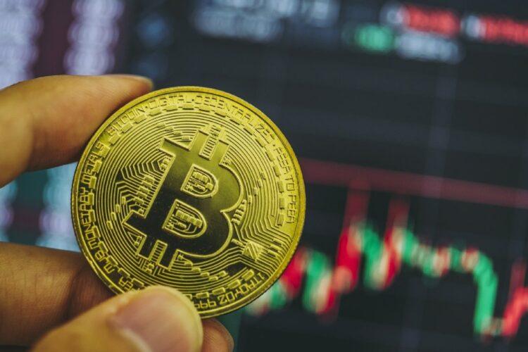 3月14日には史上最高値6万1699ドルを付けたビットコイン(イメージ)