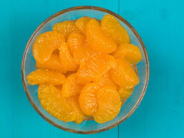 缶詰のフルーツに含まれる糖分が健康にどう影響するか?(イメージ。Getty Images)