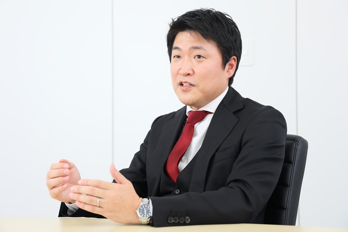 ひびきフィナンシャルアドバイザー株式会社 代表取締役社長 前田 将英氏