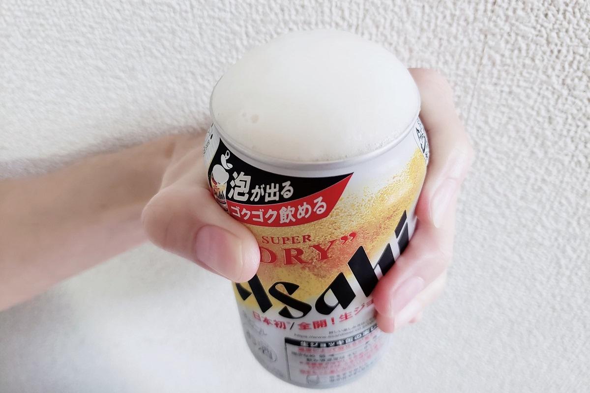 話題沸騰の「生ジョッキ缶」は何がすごい?ビール党が実際に飲んでみた