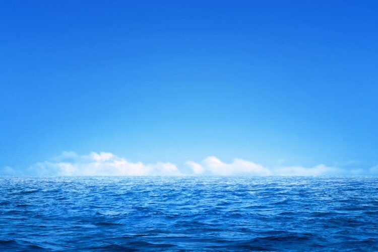 故人の希望で海に散骨したものの…(イメージ)