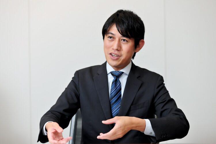 マン・グループ・ジャパン・リミテッド 運用第一部 クオンツ・エバンジェリスト、久米良太氏