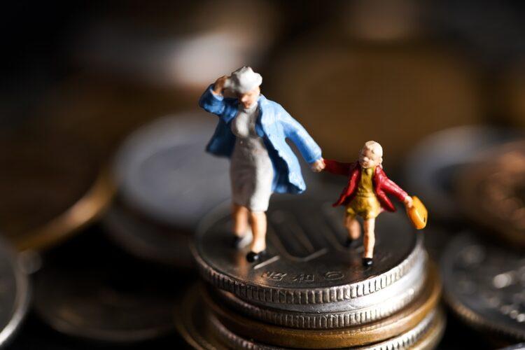 夫の失踪によるお金の不安をどう解消する?(イメージ)