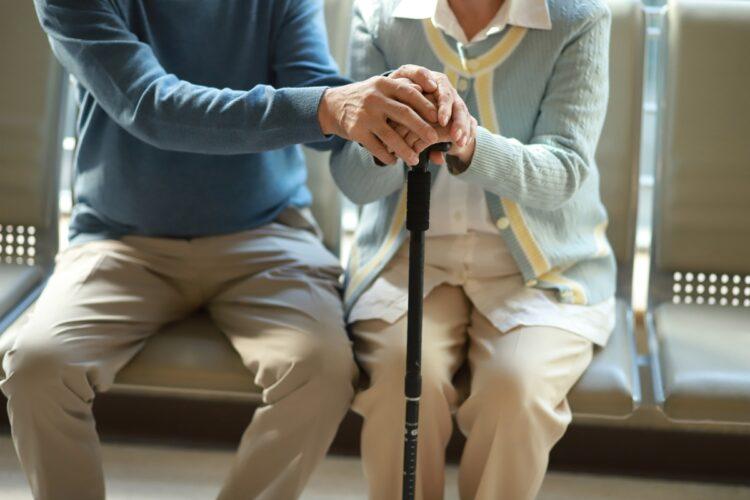 老親に「孤独」を感じさせないため大切なことは?(イメージ。Getty Images)