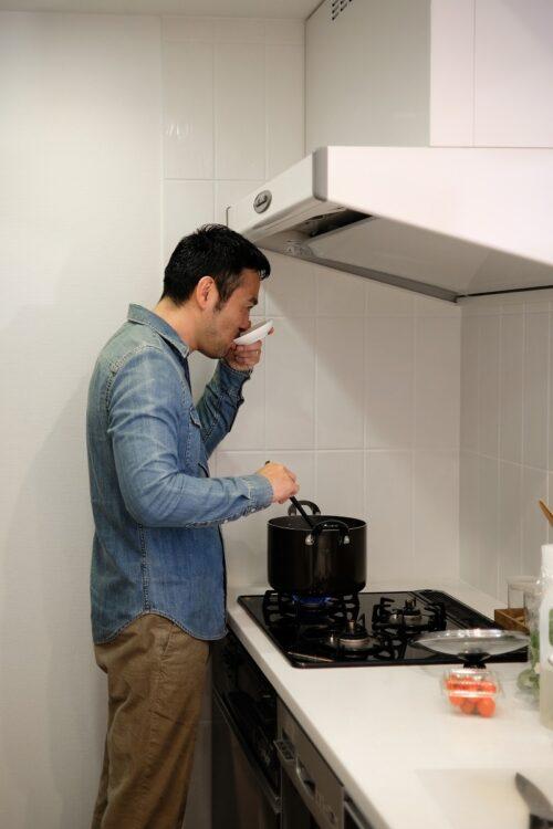家族に喜んでもらえる料理を作ることが大切(イメージ。Getty Images)