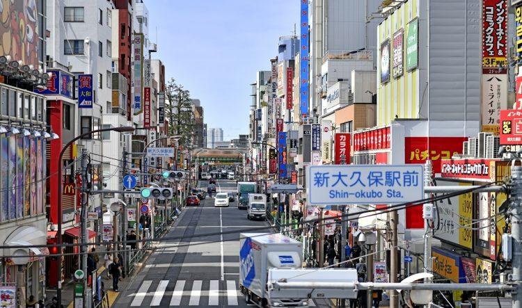 韓流ファンの日本の聖地「新大久保」にも足繁く通ったものだが…