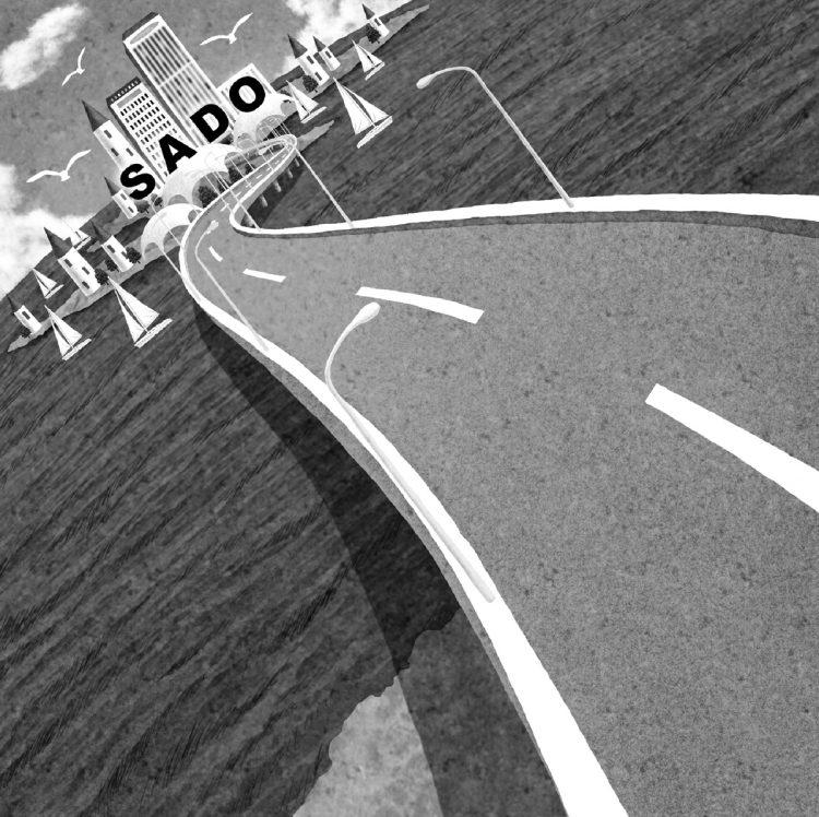 新潟に「メガリージョン」を創るにはどうすればよいか(イラスト/井川泰年)
