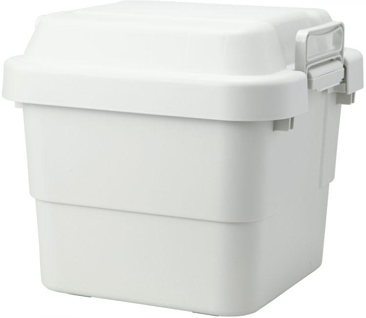 自宅の整理に「収納ボックス」をどう活用するか(写真は無印良品の「頑丈収納ボックス」)