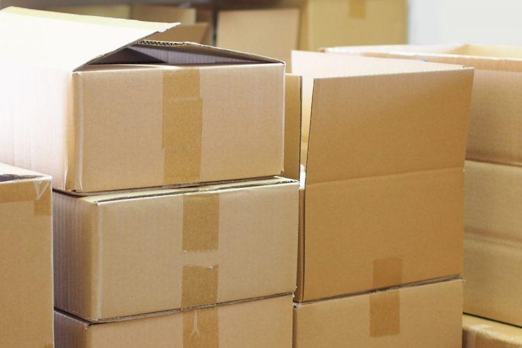 実家に貯まった荷物をどう整理するか(イメージ)