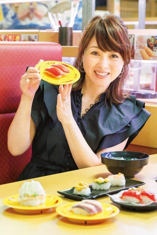 渡辺美奈代は15年前からのヘビーユーザーだという(撮影/玉井幹郎)