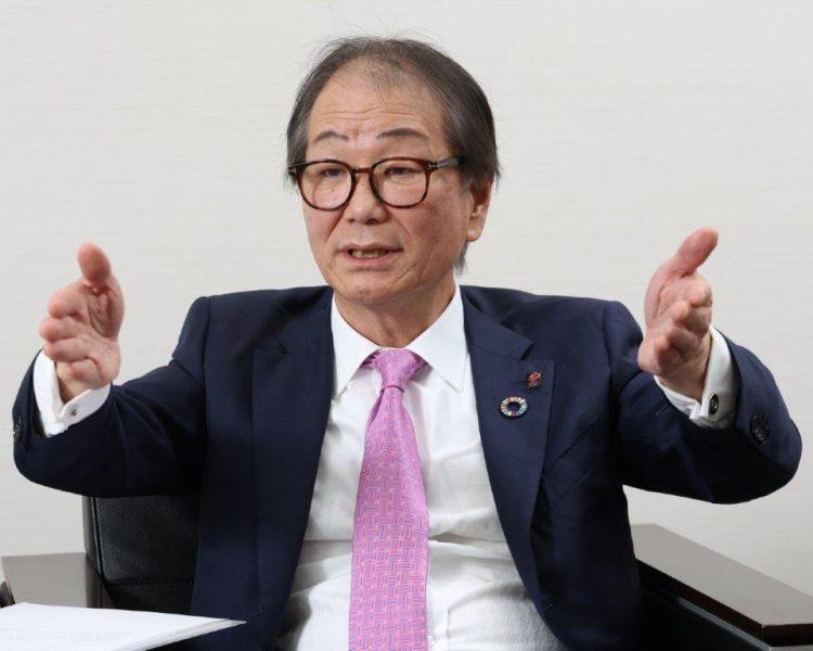 遠藤健社長が見据える介護事業の未来とは(撮影/山崎力夫)