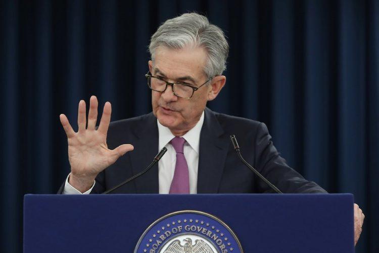 量的緩和の縮小に言及したのに市場はショックを受けなかった(写真/ジェローム・パウエル議長、Getty Images)