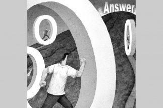 ゼロから答えを導き出す「考える力」をどうやって育むか(イラスト/井川泰年)