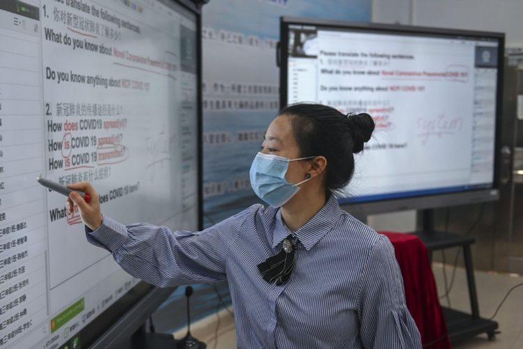 中国では教育システムをどう改善しようとしているのか(Getty Images)