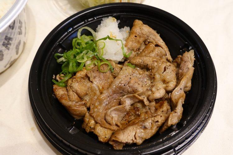 リニューアルして肉厚になった松屋の『アンガス牛焼肉定食』
