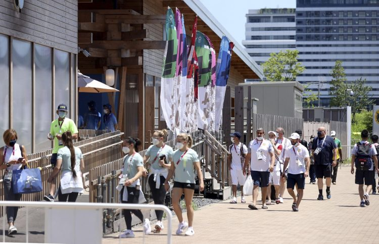 海外の五輪選手に衝撃を与えた日本の製品や文化は?(写真/共同通信社)