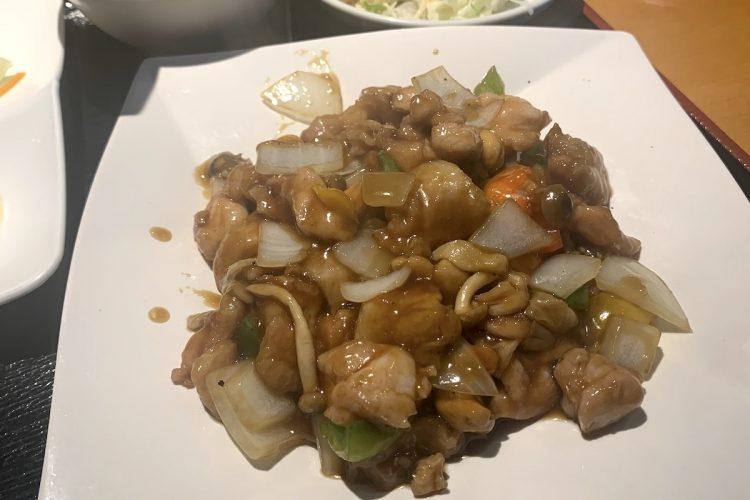町中華で食べたい鶏肉のカシューナッツ炒め