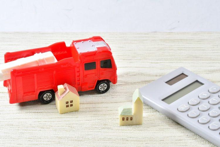 頻発する災害に火災保険でどう備えるか?(イメージ)