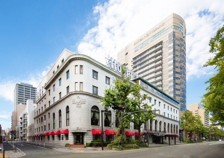 『ホテルニューグランド』の外観(画像提供/ホテルニューグランド)