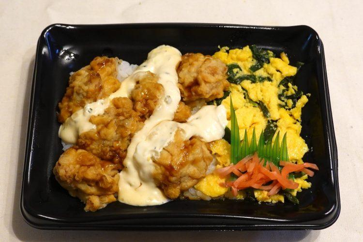 ファミリーマートの『タルタル鶏天丼』