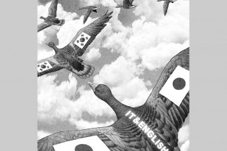 アジアの先頭を飛んでいたはずの日本がいまや…(イラスト/井川泰年)