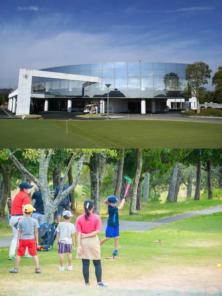 同社が運営する兵庫県の『姫路相生CC』はジュニアゴルファーに施設を開放している
