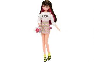 現役SJK(高校2年生)でインスタグラマー、読者モデルの『#Licca(ハッシュタグリカ)』(C)タカラトミー