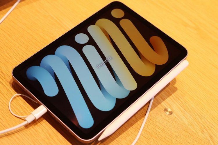 最新の「iPad mini」の魅力とは?(時事通信フォト)