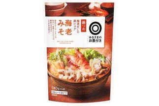 スーパーのPB商品で料理のレパートリーに変化をつける(写真は西友の『鍋つゆ 海老みそ』)